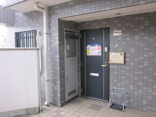 ぴよぴよ玄関.JPG